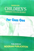 Notes On Children's Norani English Reader (Class 1)