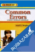 A Book Of Common Errors - A to Z Dictionary Format