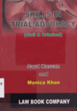 Skills In Trial Advocacy